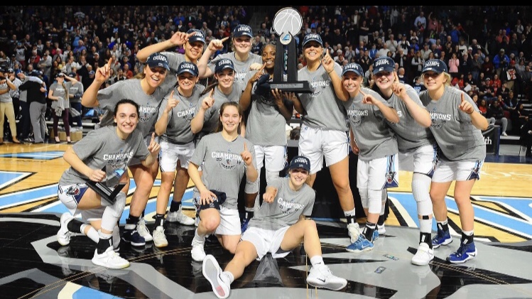 Kelly Fogarty Excels in Her College Basketball Career