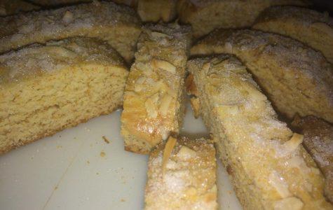 Cooking with Katie: Coconut Honey Biscotti