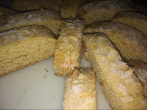 Cooking with Katie: Coconut Honey Biscotti