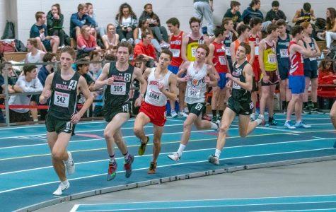 Boys and Girls Track Run Past Braintree
