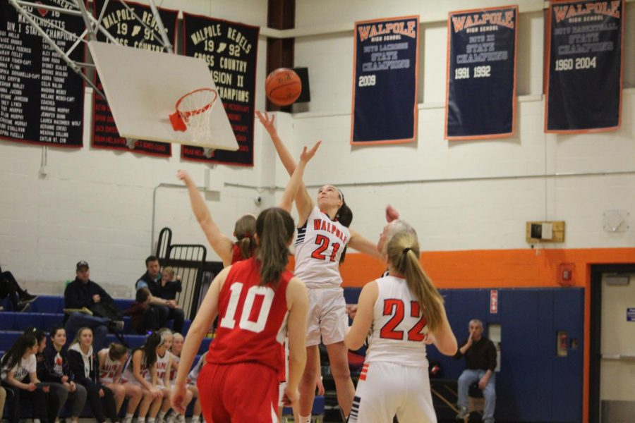 Gallery: Girls Basketball Defeat Milton in Home Opener