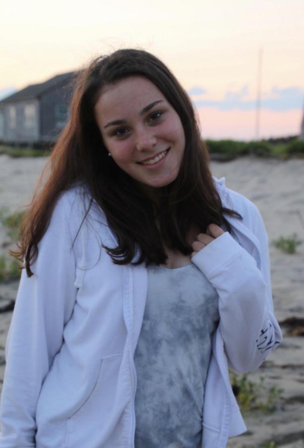 Danielle Abril