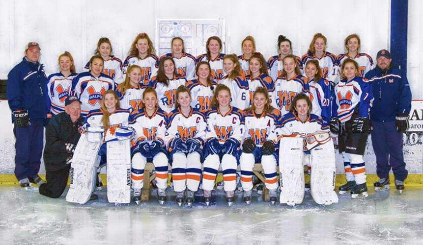Girls Hockey Loses to Braintree, 3-1