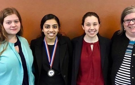 Reshma Abraham Qualifies for Second National Tournament