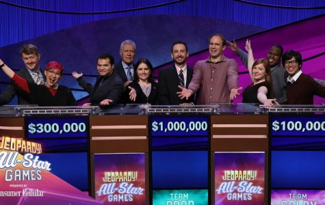 Jeopardy! Contestants Withstand Confusing Setup of All-Star Games