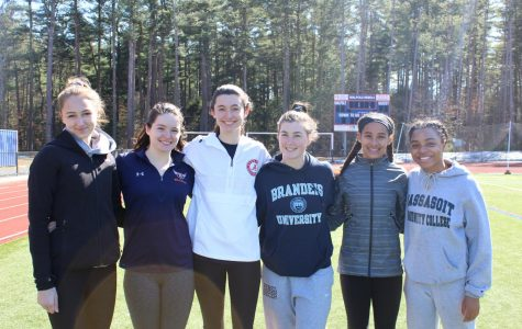 Meet the Captains: Girls Outdoor Track