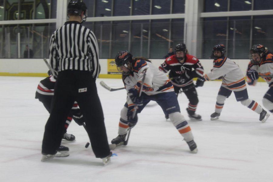 Girls Hockey Falls To Wellesley To End Their Season