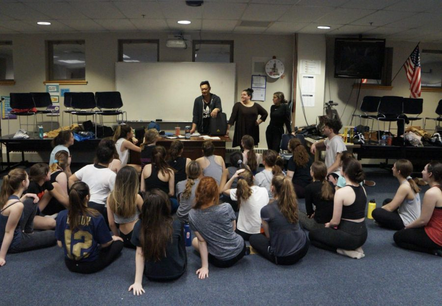 Richard Kim Prepares His Final Dance Company Show