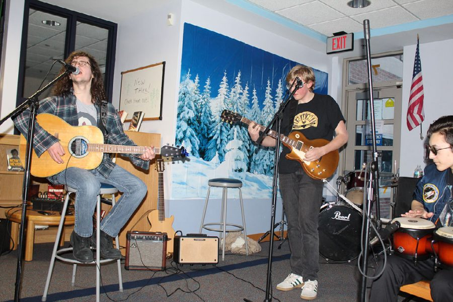 Gallery: WHS Hosts Annual Coffee House