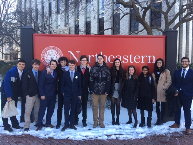 Model UN Attends Northeastern Conference for Second Time