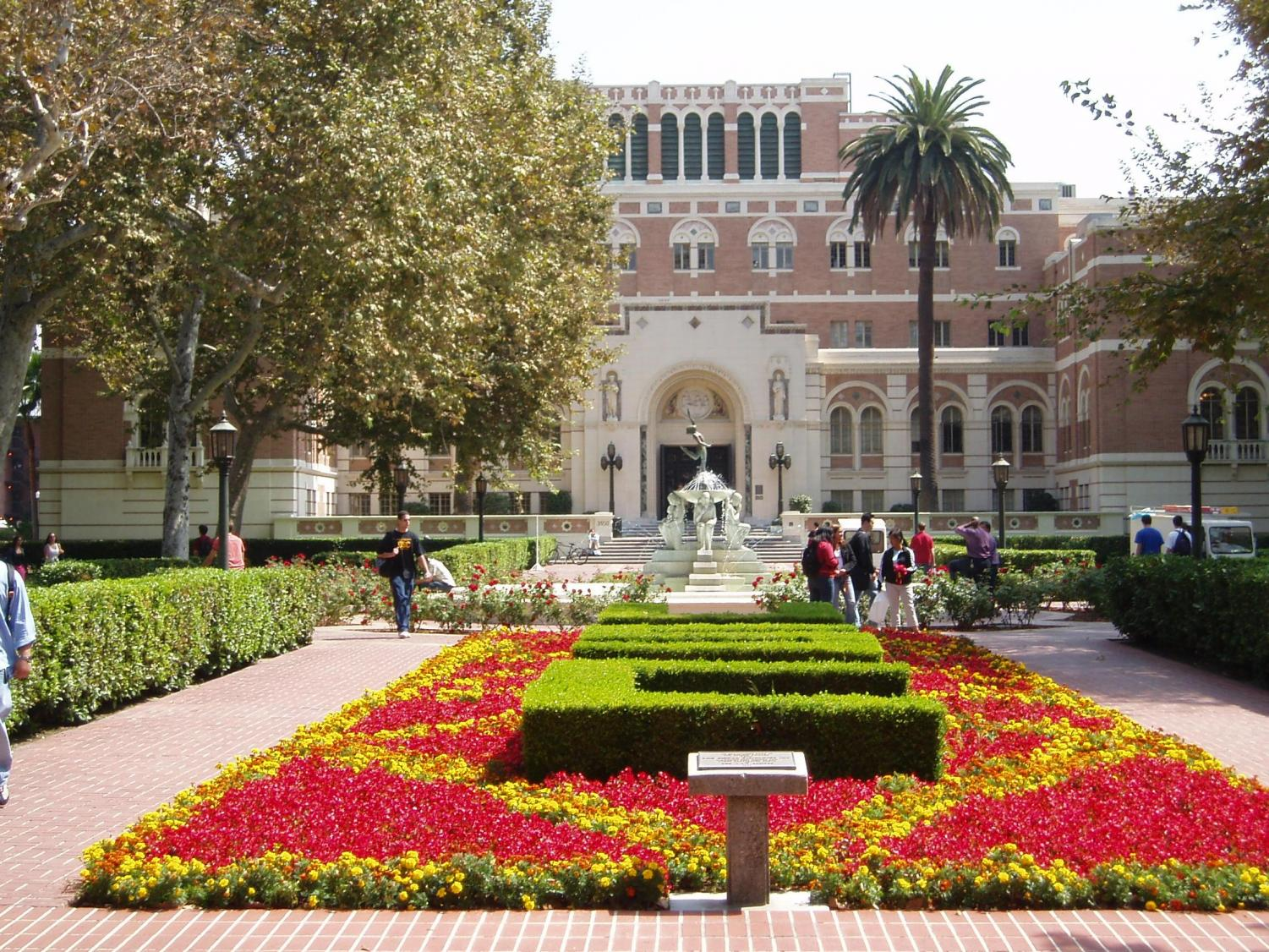 The University of Southern California is one of the more prominent universities involved in the scandal.