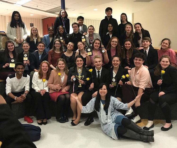Speech and Debate Teams Compete in State Championships