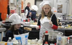 Navigation to Story: Gallery: Walpole High School Hosts 6th Annual Iron Chef Jr. Competition