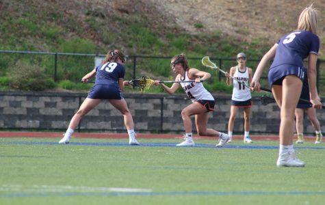 Girls Lacrosse Defeats Needham 12-11