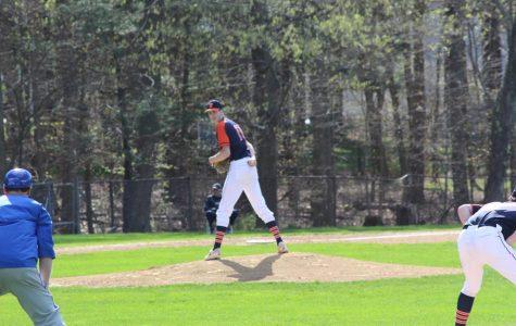 Baseball Defeats Braintree Early On In The Season