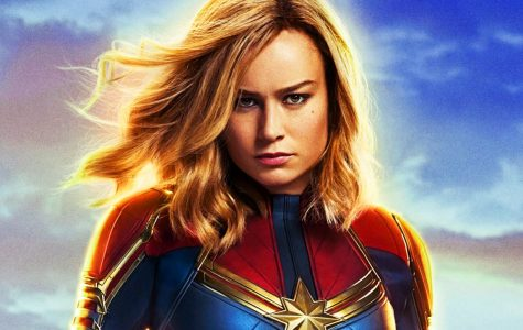 Brie Larson plays airforce pilot and superhero Carol Danvers in Captain Marvel.