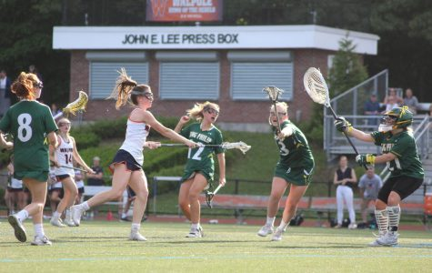 Girls Lacrosse Chases the Division 1 Championship