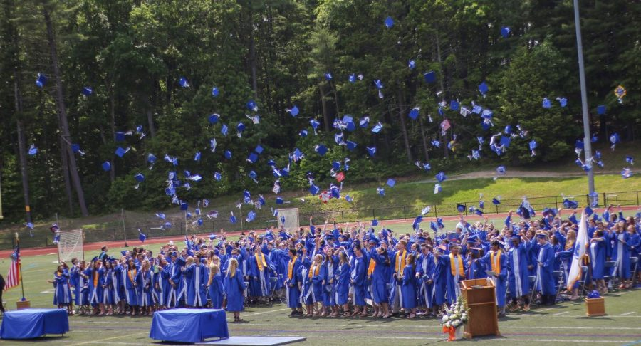 Walpole Celebrates the Graduation of the Class of 2019