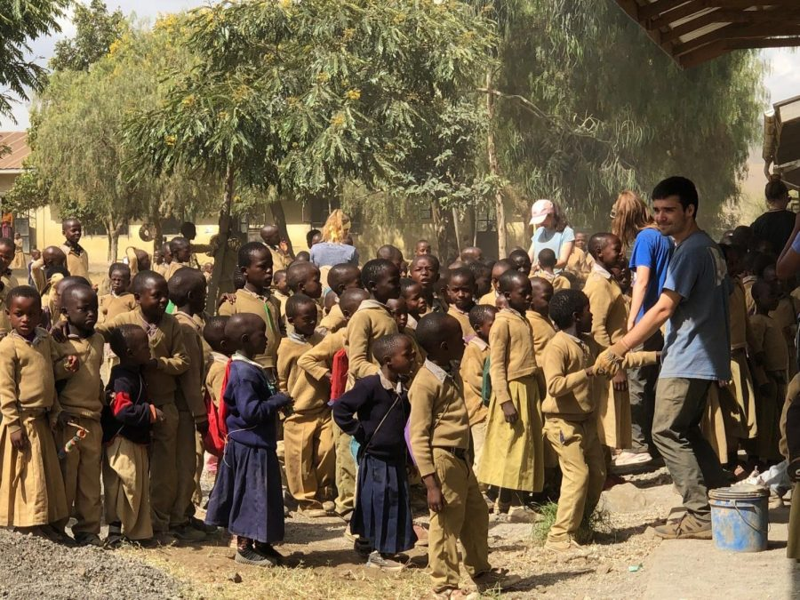 Students Create Club to Improve Need for Water in Tanzania