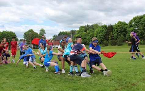 Bird Middle School Reinvents The Traditional Field Day