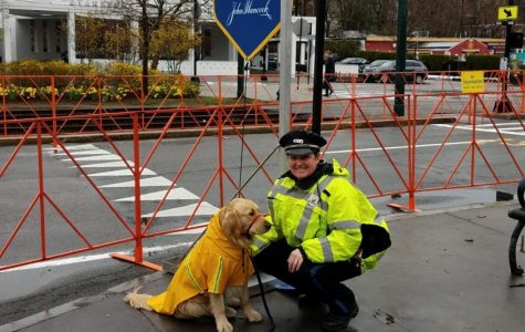 Walpole Police Department Kickstarts a New Collaboration of Police Departments and Service Dogs