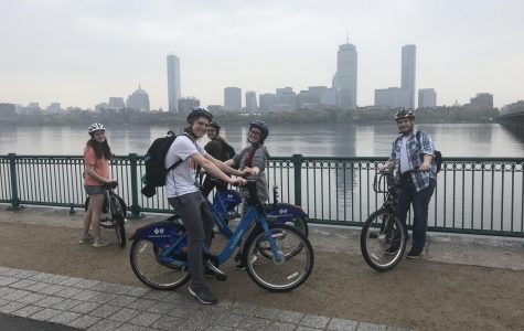 PM Club Ends the School Year with Charles River Bike Tour