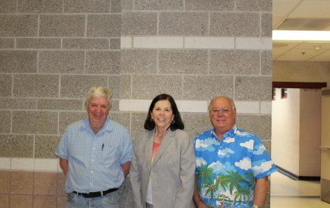Faculty Members Retire from Walpole High School