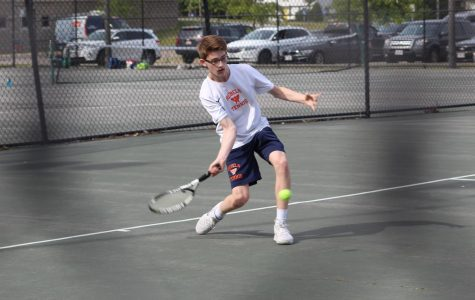 Walpole Boys Tennis Advances to the Semi-Finals of the Division 2 South Tournament