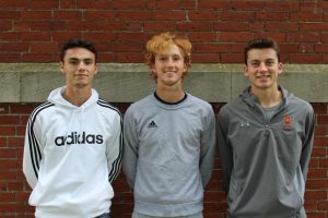 Meet the Captains: Boys Soccer