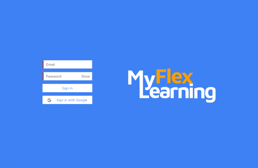 Students can access My Flex Learning from the WHS Student Resources Page.
