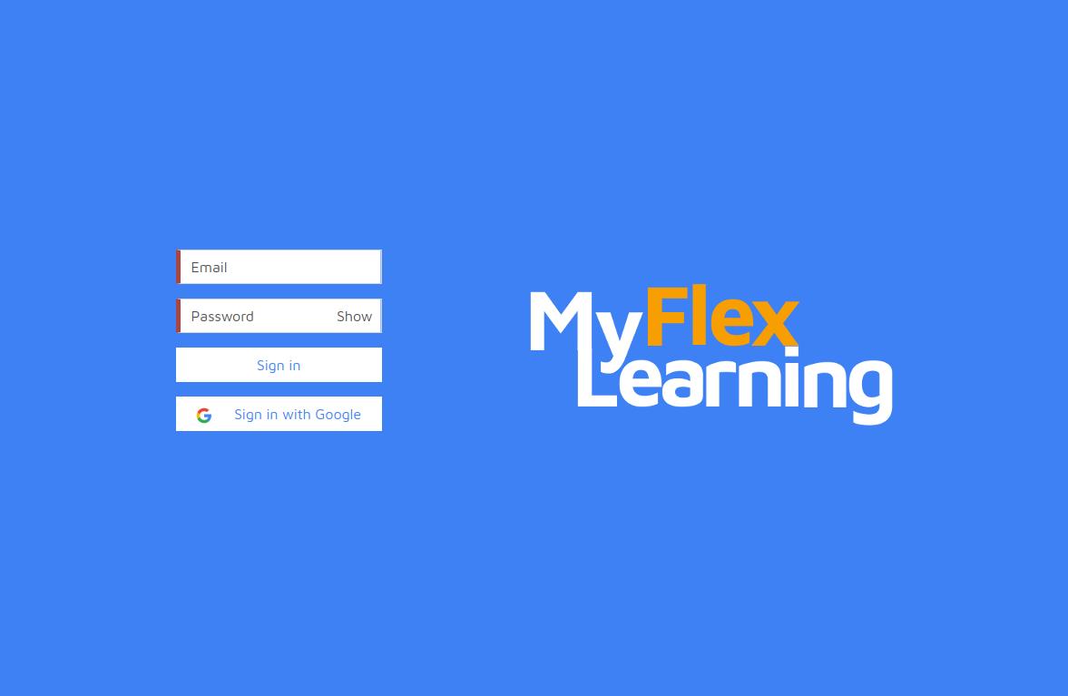 Walpole High School Guidance Introduces My Flex Learning