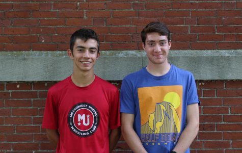 Meet the Captains: Boys Cross Country