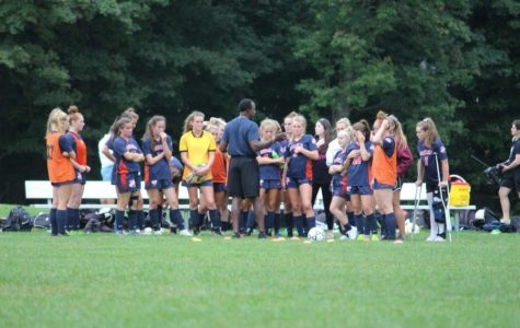 Varsity Girls Soccer Welcomes Coach Brian Borde
