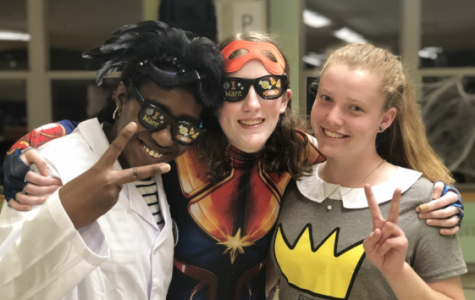 WHS Best Buddies Hosts Annual Halloween Dance