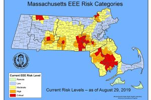 Eastern Equine Encephalitis Returns to the Walpole Community