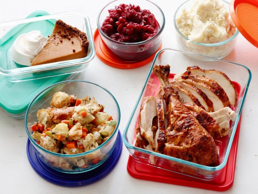 There are lots of innovative takes on Thanksgiving leftovers.