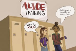 Students Must be as Informed About ALICE as WHS Staff