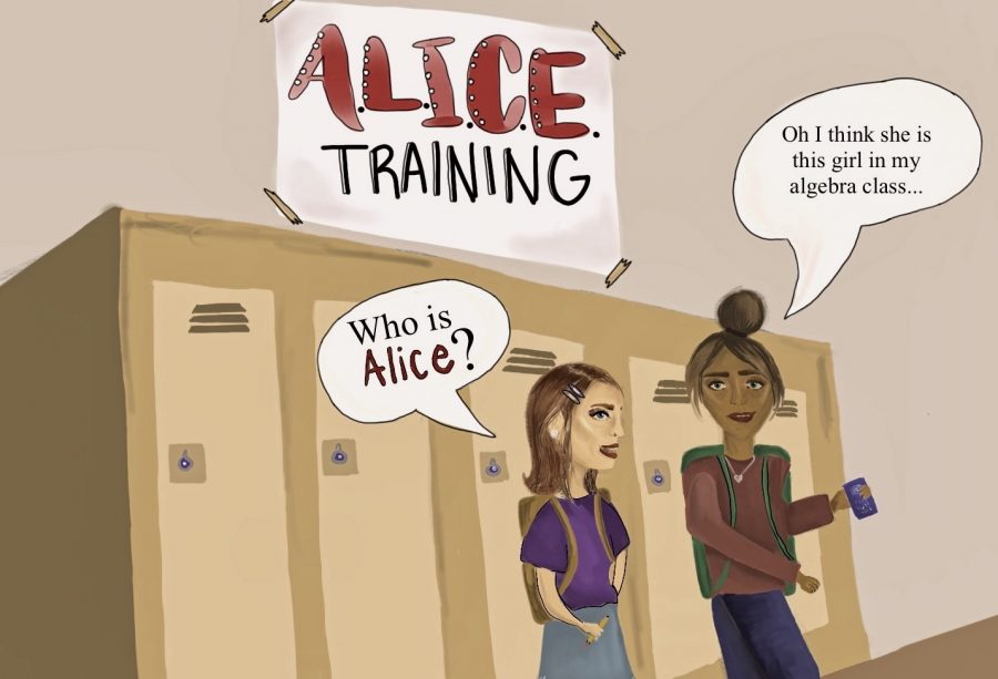 Students are unaware of what the acronym ALICE stands for.