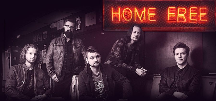 """Home Free Brings a Mix of Country and Acapella to Boston on the """"Dive Bar Saints"""" World Tour"""