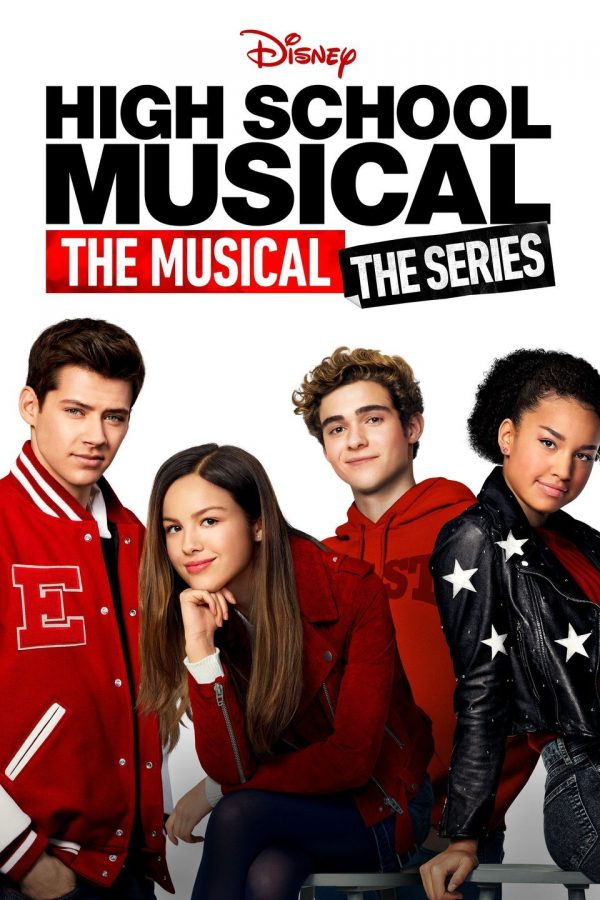 "Disney Plus Debuts ""High School Musical: The Musical: The Series"""