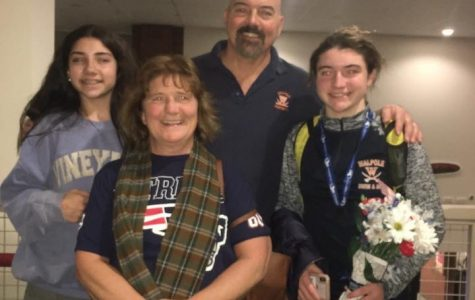 Melish Becomes Walpole's First Two-Time State Champion for Diving