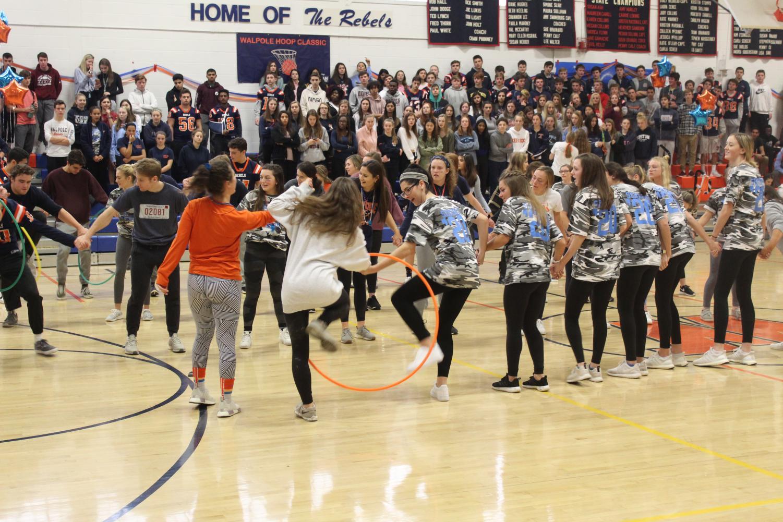 WHS Enjoys Annual P.R.I.D.E Day