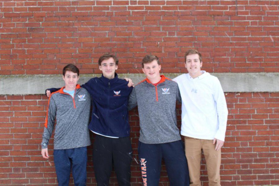 Meet the Captains: Boys Winter Track