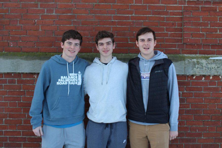 Meet The Captains: Boys Hockey