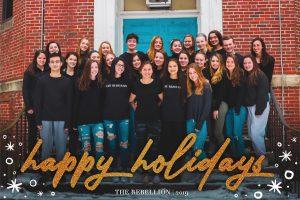 The Rebellion's Christmas List 2019