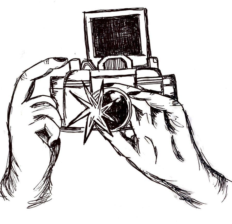 Students Repopularize Polaroid Cameras