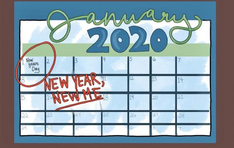 New Year's resolutions can become more attainable when starting small.