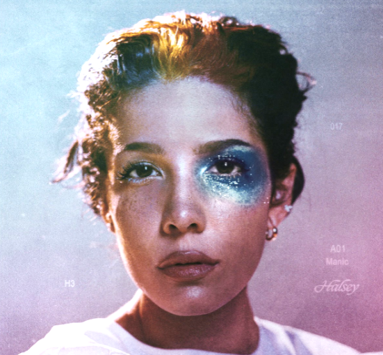 "Halsey's ""Manic"" Lives Up To Its Title"
