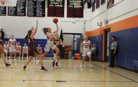 Gallery: Girls Basketball Defeats Weymouth 64-34