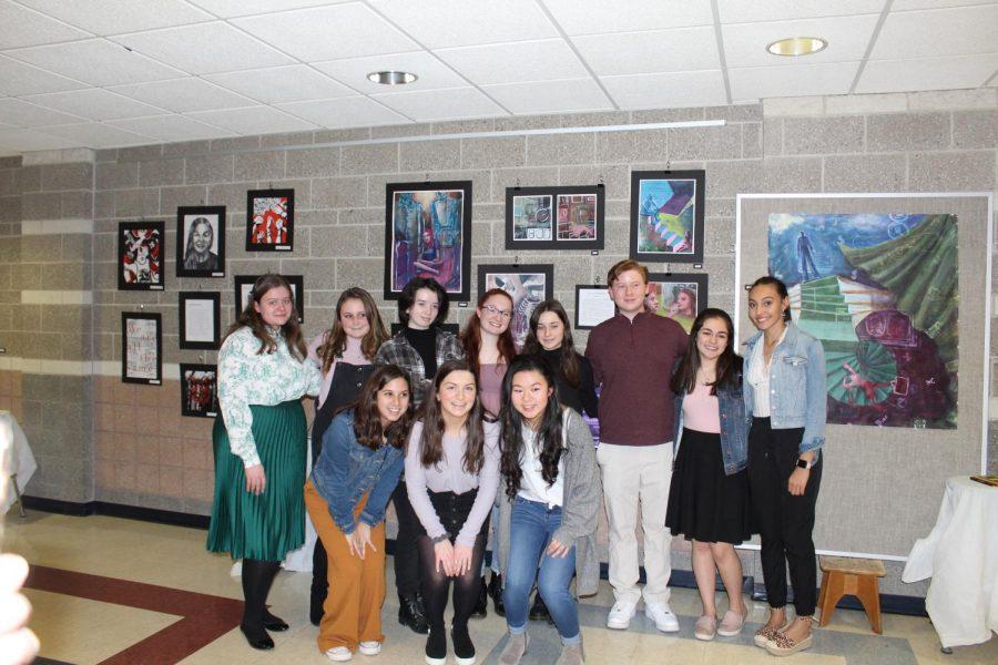 Gallery: AP Artists Showcase Their Work at Art Show